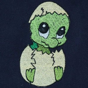 embroidery file Turtle baby