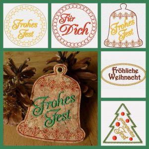 Gift tag set
