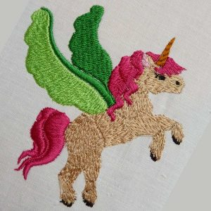 embroidery file unicorn big