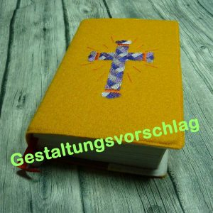 ITH Gotteslob protestant hymnal book cover blank - suggestion