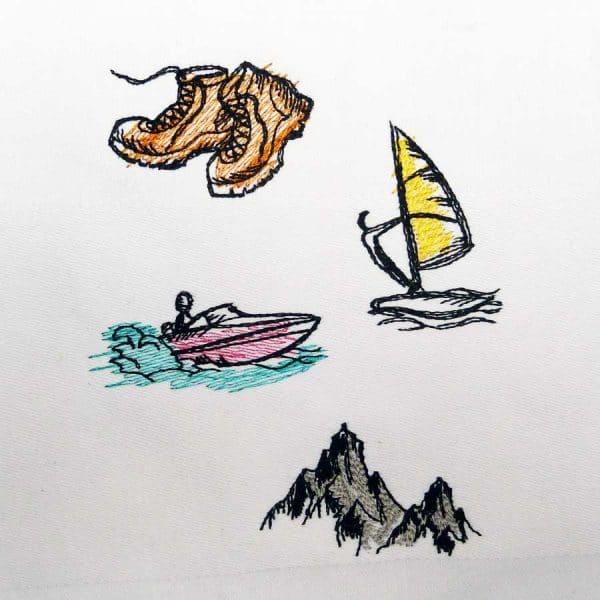 embroidery file Lago 02