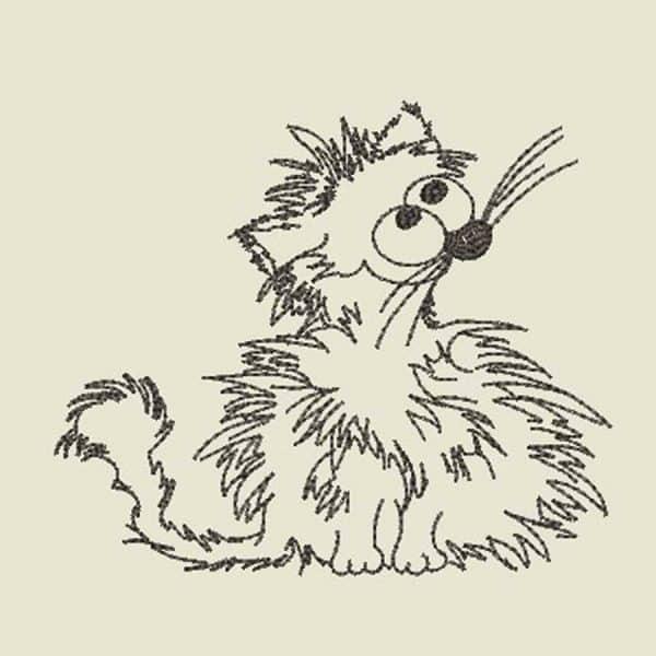 Chreeky Cat 1010