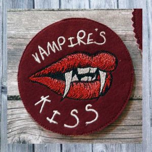 ITH  Vampire drip mat en