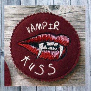 ITH  Vampire drip mat 2