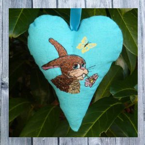 ITH heart Rabbit 1318