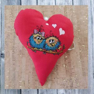 ITH Heart birds 1830