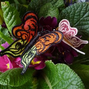 Lace butterfly Set 2018