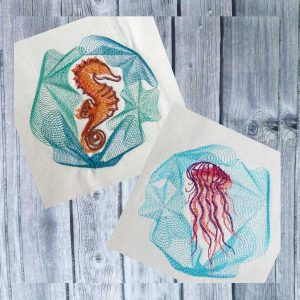 Sea Creatures Set 2 1010
