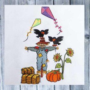 Autumn Set 1010 - 9 embroidery files