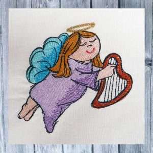 Tubby Angel Harp 1010