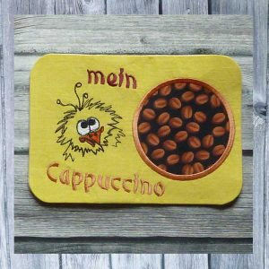 ITH Cup Mat Cappuccino
