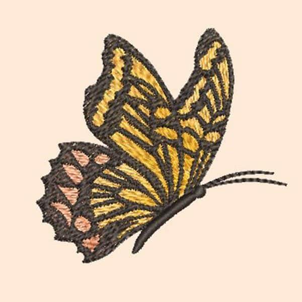 Stickdatei Schmetterling 5x5 vorschau
