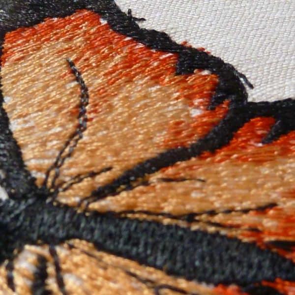 Stickdatei Schmetterling detail4