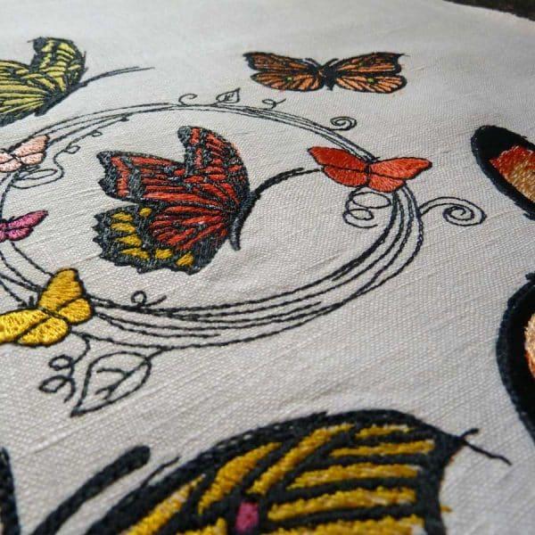 Stickdatei Schmetterling detail3