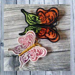 Lace Schmetterling Set 2018